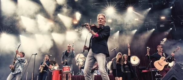 Lars Lilholt Band 2017
